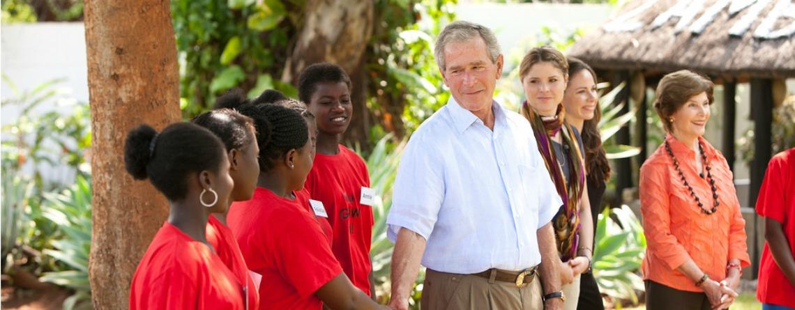 Bush Family - Hero Image