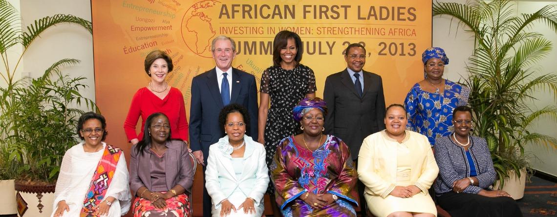 First Ladies Initiative - Hero Image