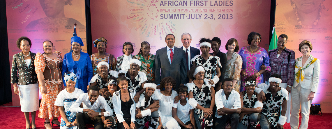 African First Ladies Summit - Hero Image