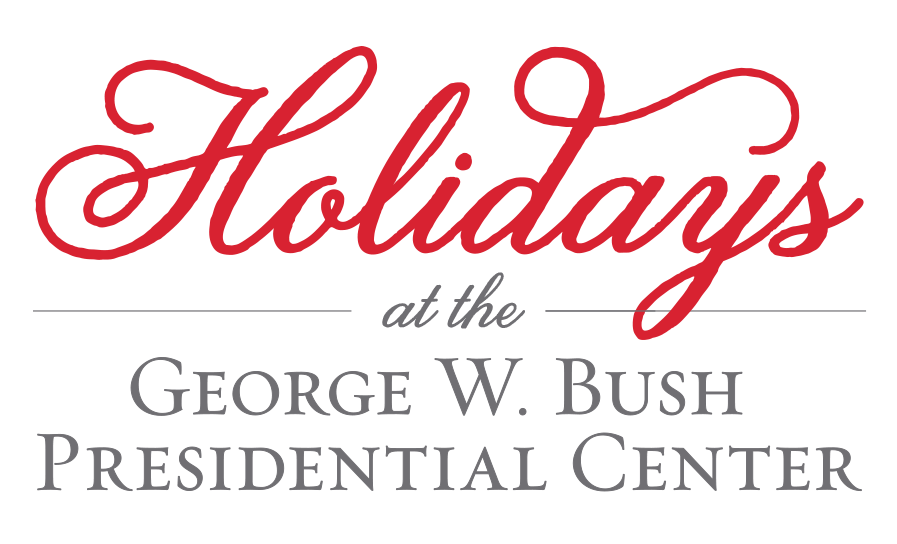 Holidays at the Bush Center