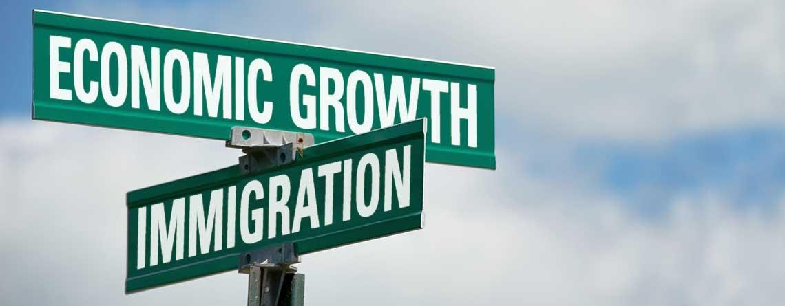 essays on economic growth and migration