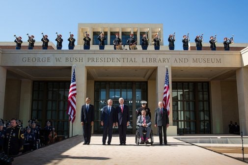 George W. Bush Presidential Center Dedication Ceremony - Event Image