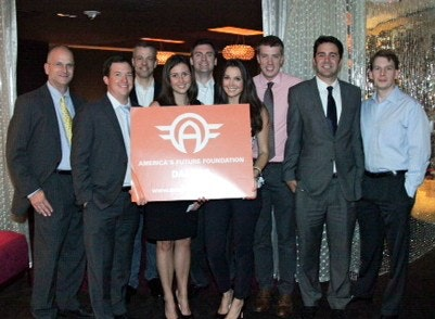 Investing in Young Minds: The Bush Institute Discusses Energy and Growth with Dallas Young Professionals  - Blog Image