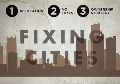 Helping Cities Fix Themselves - Blog Image